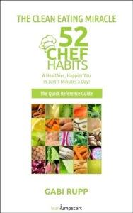 52 chef habits