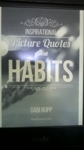 inspirational habits